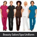 Beauty Salon Uniform